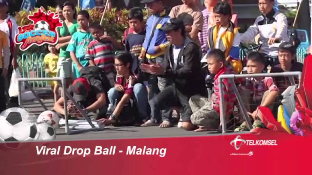 Viral Drop Ball Loop Soccer