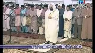 KABE İMAMI SÜDEYS CUMA NAMAZI -malezya