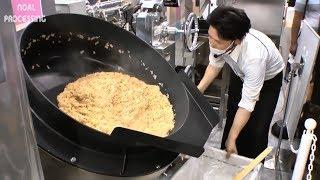 Egg Fried Rice Auto Machine Making Japan Techonology