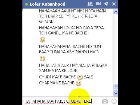 Hahahahaah Bhen Ke Lode  Lofer Apni Bhen Ki Chudai Dekh Ma Ke Lodee Tera Baap Abhimanyu Kaise Chohd video