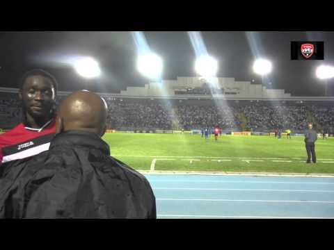 Kenwyne Jones Post Match Comments after T&T's 2-1 win over Guatemala