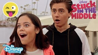 Stuck in the Middle | Boat Party Music Video | Official Disney Channel UK