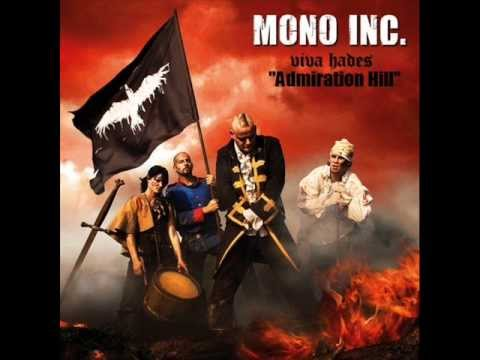 Mono Inc - Admiration Hill