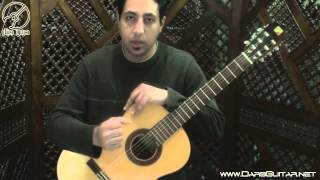 التدريب على سلالم الجيتار للمتوسطين