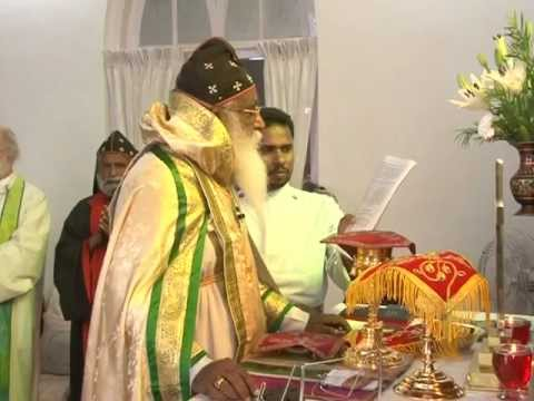 Mar Thoma Syrian Church Holy Qurbana By H.g Joseph Marthoma Part5 video