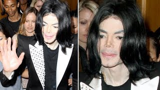 Michael Jackson Shows Off His King Of Pop Style At The Doctor