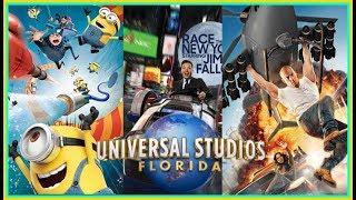 Top 6 WORST Rides at Universal Studios Orlando! |Stix Top 6|