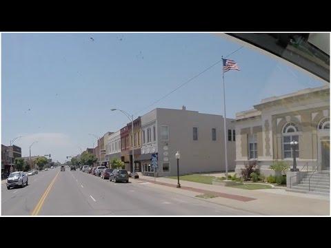 Manobrando na entrega - Interior do Kansas - Vlog18rodas - EP83/2016