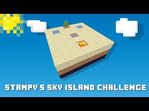 Minecraft - Stampy's Sky Island Challenge