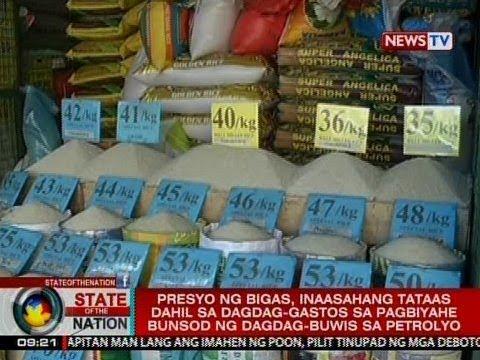Presyo ng bigas, tataas dahil sa dagdag biyahe bunsod ng oil price hike thumbnail
