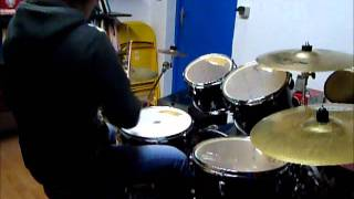 Jeremy Davis - It Will Rain by Bruno Mars - Drum Cover