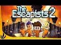 The Escapists 2 FR #1   Le Jeu D'évasion De Prison Revient Avec Un Mode MULTI !
