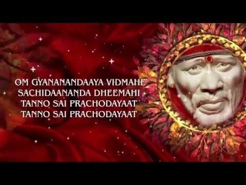 Sai Gayatri Mantra with Subtitles By S P  Balasubrahmanyam Full...