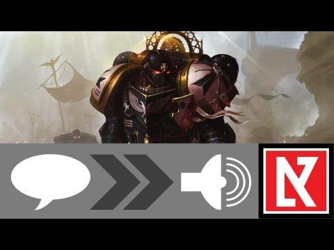 How to Paint Digitally: Warhammer 40.000 Black Templar Space Marine: Tutorial