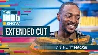 Anthony Mackie Discusses Big Captain America Reveal in 'Avengers: Endgame' | EXTENDED INTERVIEW