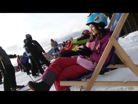 Правила катания на сноуборде
