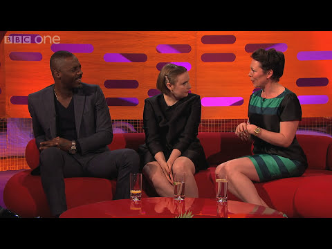 Lena Dunham has never been clubbing - The Graham Norton Show: Series 14 Episode 12 Preview - BBC One
