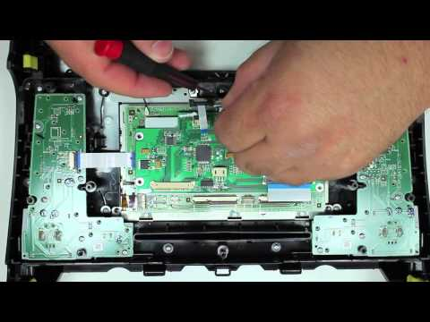 Toyota Camry Navigation Add-On Installation