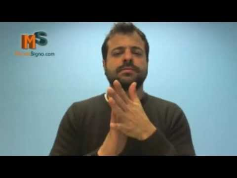 Curso E-ILSE Intérpretes de lse en el entorno e-learning
