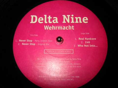 DELTA NINE-NEVER STOP (ORIGINAL MIX)