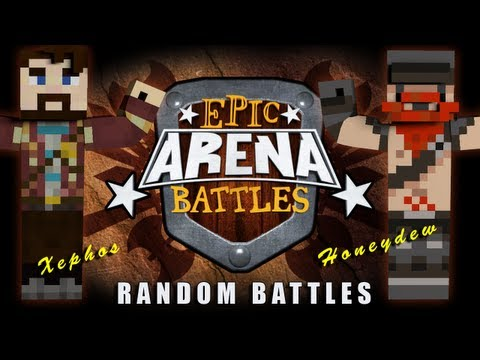 Random Epic Arena Battles - Xephos vs Honeydew