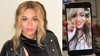 Beyonce Facetimes Teen Battling Cancer, After Classmates Launch Social Media Campaign