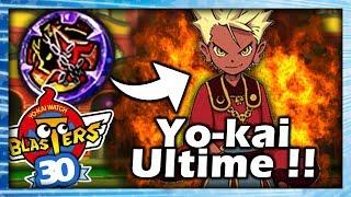 Yo Kai Watch Blasters épisode 34 Patte Rouge Boss Exclusif Aux