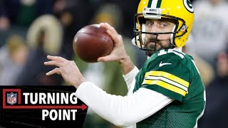 How Aaron Rodgers Kept the Drive Alive Against the Seahawks | NFL Turning Point