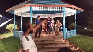 Pretatta Bangla Movie Making Video HD | Song Ami Bou Hobo | Moumita Mou  | Director Kashem Mondol