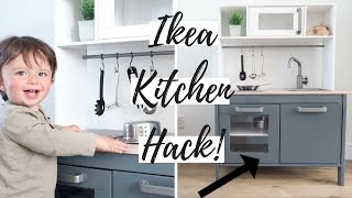 IKEA DUKTIG PLAY KITCHEN HACK DIY | TIPS AND ADVICE