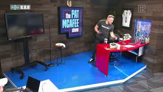 The Pat McAfee Show | Friday, October 18th