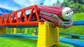 Thomas and Friends Accidents Will Happen | Learning Colors Thomas Toys For Kids