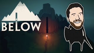 EXPLORE. SURVIVE. DISCOVER | Let's Play BELOW - Part 1 | Graeme Games | First Hour PC Gameplay