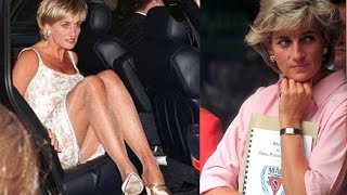 Princess Diana bothered by fat comment