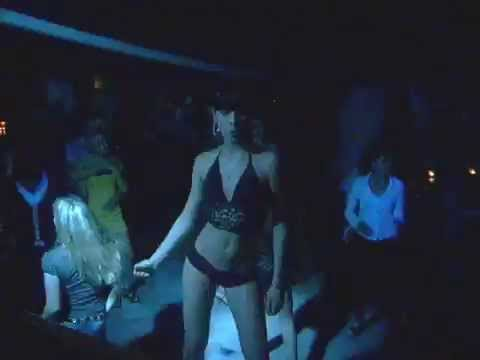 Club night in black/Клубная вечеринка в черном