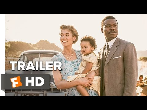 A United Kingdom Official International Trailer 1 (2016)