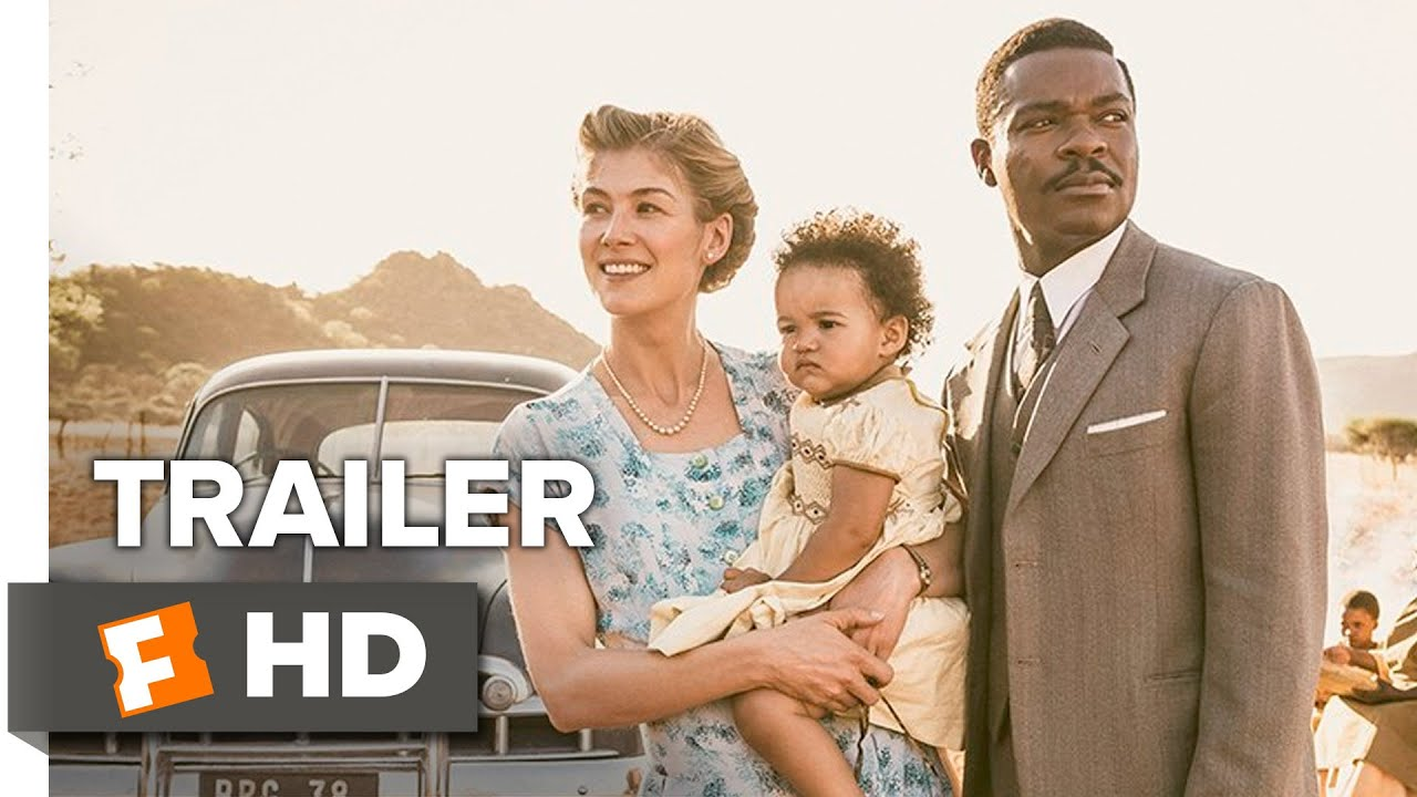 A United Kingdom Trailer 1 (2016) - David Oyelowo Movie