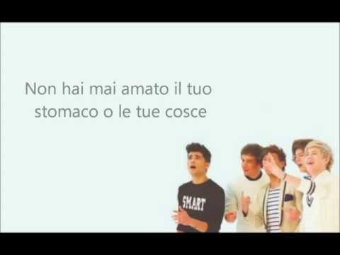 Little Things - One Direction, Traduzione Italiana. video
