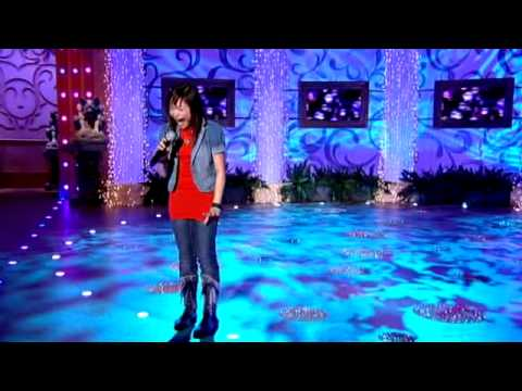 Charice Pempengco – And I Am Telling You I'm Not Going (Live on Paul O'Grady)