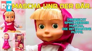 Mascha und der Bär. Übersicht sprechenden mascha. Die interaktive Puppe.
