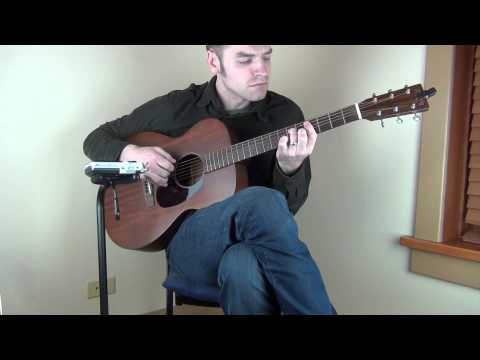 Jerome Kern - Smoke Gets in Your Eyes (for guitar)