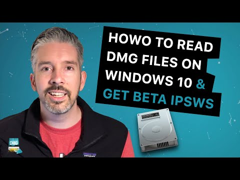 How to extract .IPSW from iOS 6 or iOS 7 Beta .DMG file on Windows with DMG Extractor Software