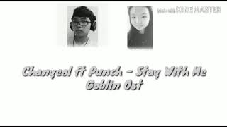 Chanyeol ft Punch Stay With Me (Goblin Ost.) Cover by Calv Cover ft Vina