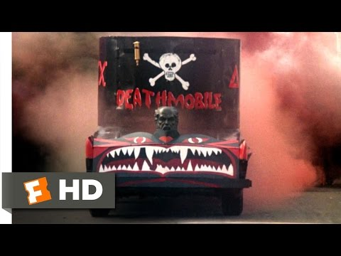 Animal House (10/10) Movie CLIP - Enter the Deathmobile (1978) HD