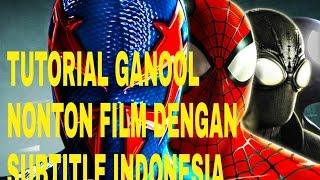 TUTORIAL Ganool Nonton dengan subtitle