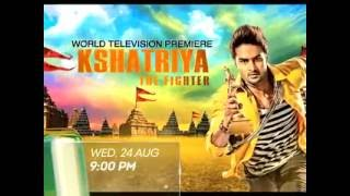 Kshatriya The Fighter Hindi Dubbed Promo