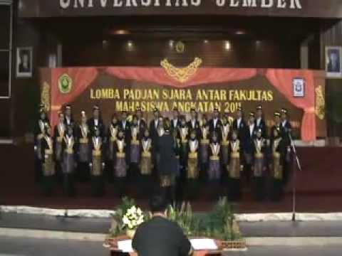 Hymne Universitas Jember By PSM