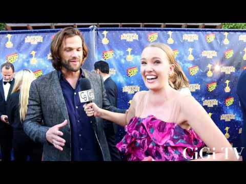 Jared Padalecki Talks Supporting Orlando, Gilmore Girls Reboot, & Healthy Living!