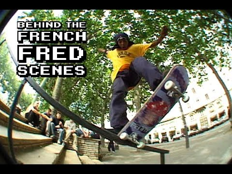 BEHIND THE FRENCHFRED SCENES #12 LYON'S DIY HANDRAIL SESSIONS