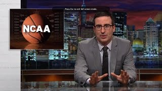 Download Lagu The NCAA: Last Week Tonight with John Oliver (HBO) Gratis STAFABAND